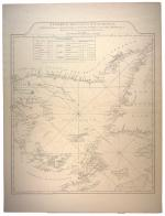 A Chart of the Gulf of St. Laurence