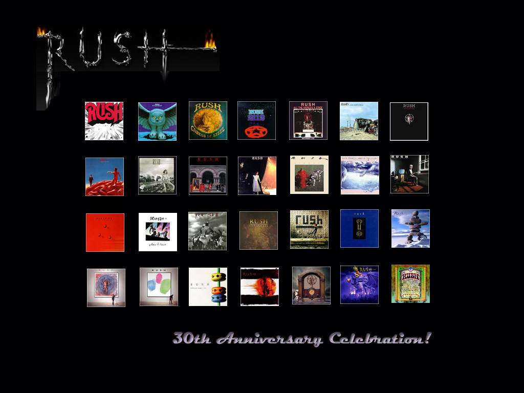 Rush 30th anniversary tour!!designed by mick