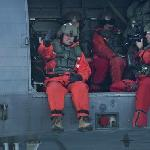 Prime Minister harper in Flight Suit
