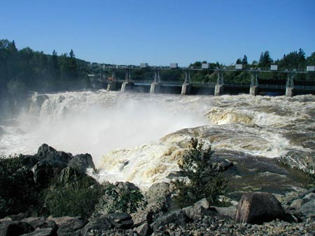 Grand Falls (NB) Canada  city pictures gallery : Grand Falls, NB New Brunswick Pictures CKA