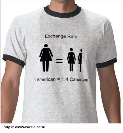Canadian - American Exchange T-Shirt