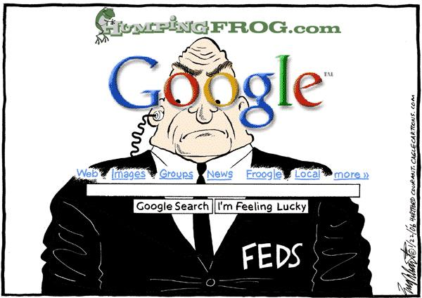 fed. google search