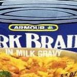 Pork brains