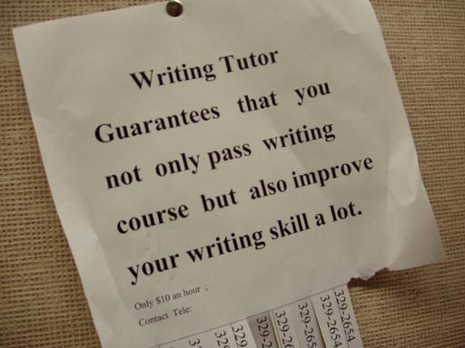 """ABOUT """"TUTORIALS: ESSAY WRITING"""""""