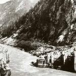 Fraser River at Hell's Gate