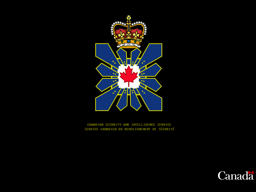 a profile overview of the canadian security intelligence service csis A profile overview of the canadian security intelligence service (csis) pages 2 canadian security intelligence service, act of parliament, protecting the.