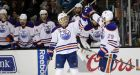 Oilers drown Sharks 4-1 | Hockey | Sports | Edmonton Sun