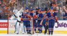 Oilers roll through potential first-round opponent