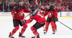 Canada wins gold at world junior hockey championships