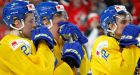 Sweden's captain throws medal into crowd after loss to Canada at world juniors