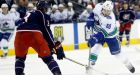 Canucks shake off Jackets with explosive 2nd to snap 5-game skid