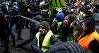 France prepares chemical weapon in Paris to keep Yellow Vest rioters away