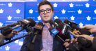 Maple Leafs general manager Kyle Dubas wants to see more diversity in hockey