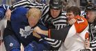 NHL investigates Downie's punch on Blake