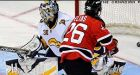 Elias, Devils beat Sabres in shootout