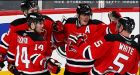 Madden nets pair as Devils down Leafs