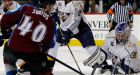 Ellis solid in Predators win over Avs