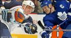 Talk surrounds Leafs, Thrashers game
