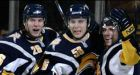 Bernier nets two, Sabres re-claim eighth
