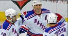 Rangers down Canes for third win in a row