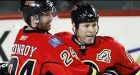 Flames hold on to edge Avalanche