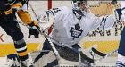 Toskala keeps Leafs' slim chances alive