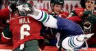 Minnesota run wild over Canucks
