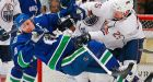 Oilers eliminate Canucks from playoff race
