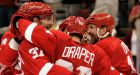 Osgood gives Red Wings 4-0 victory in Game 1