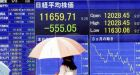 Asian markets now open - tumble in early trading