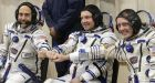 Saskatchewan man calls International Space Station
