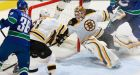 Canucks blanked by Thomas, Bruins