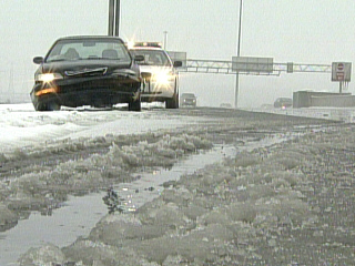Havoc on Labrador highways after freezing rain
