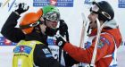 Canadians sweep mogul podium at World Cup