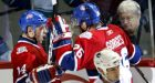 Canadiens blank Canucks behind Halak
