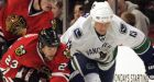 Canucks shut out Blackhawks