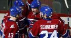 Canadiens put away Blackhawks