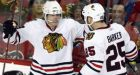Blackhawks extinguish Flames' season