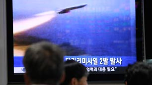 North Korea warns of military action against South Korea