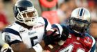 Argos trade receiver Bruce to Tiger Cats