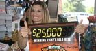Another lottery ticket seller wins