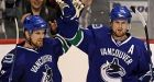 Canucks look to twin kings against L.A.