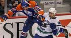 Canucks face struggling Oilers at GM Place