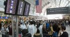 Security chaos: Hundreds of flights cancelled, delayed