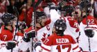 CANADA COMES BACK TO BEAT USA IN SHOOTOUT