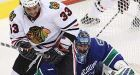 Canucks' Luongo expects Byfuglien nearby