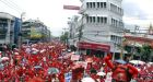 Thai hospital evacuated after stormed by protesters
