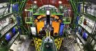 LHC smashes beam collision record