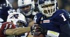 Argos blow shot at 2nd place in CFL East
