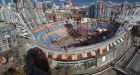 New BC Place roof can't close in rain